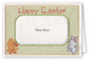Happy Easter Characters - Photo Greeting Card