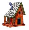 Backwoods Birdhouse