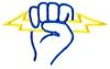 Lighning Bolt in Hand - larger