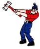 Swinging Lumber Jack