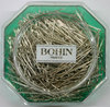 """Extra Fine pins 1 1/3"""", box of 50g"""