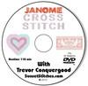 Janome Cross Stitch DVD video guide