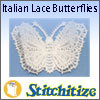 FSL - Italian Lace Butterflies (freestanding) - Pack