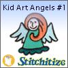 Kid Art Angels #1 - Pack