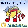 Kid Art Angels #2 - Pack