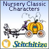 Nursery Classic Characters - Pack