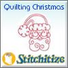 Christmas Quilting -  Pack