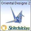 Oriental Designs 2 - Pack