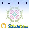 Floral Border Set - Pack