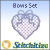 Bows Set - Pack