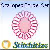 Scalloped Border Set - Pack