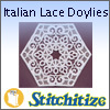 FSL - Italian Lace Doylies - Pack