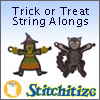FSL - Trick or Treat String Alongs - Pack