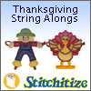 FSL - Thanksgiving String Alongs - Pack