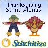 FSL - Thanksgiving String Alongs - Pack