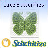 FSL - Lace Butterflies - Pack