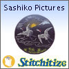 Sashiko Pictures - Pack