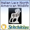 FSL - talian Lace North American Wildlife - Pack