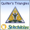 FSL - Quilter's Triangles - Pack