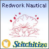 Redwork Nautical - Pack