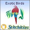 Exotic Birds - Pack