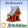 Bird Houses - Pack