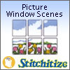 Picture Window Scenes - Pack