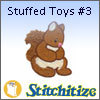 Stuffed Toys #3 - Pack