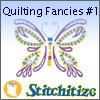 Quilting Fancies #1 - Pack