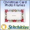 Christmas Card Photo Frames - Pack