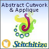 Abstract Cutwork & Applique - Pack