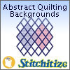 Abstract Quilting Backgrounds - Pack