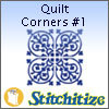 Quilt Corners #1 - Pack