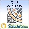 Quilt Corners #2 - Pack