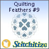 Quilting Feathers #9 - Pack