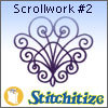 Scrollwork #2 - Pack