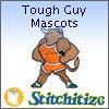 Tough Guy Mascots - Pack
