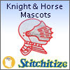 Knight & Horse Mascots - Pack