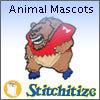 Animal Mascots - Pack