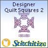 Designer Quilt Squares 2 - Pack