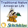 Traditional Native American Life - Pack