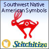 Southwest Native American Symbols - Pack