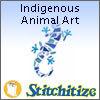 Indigenous Animal Art - Pack