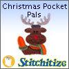 Christmas Pocket Pals - Pack
