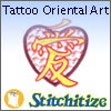 Tattoo Oriental  Art - Pack