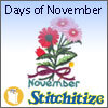 Days of November - Pack