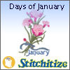 Days of January - Pack