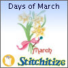 Days of March - Pack