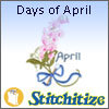 Days of April - Pack