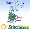 Days of July - Pack